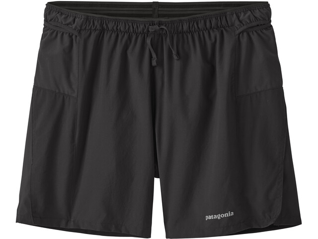 "Patagonia M's Strider Pro Shorts 5"" Black"